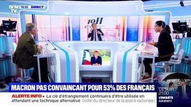 Face à Duhamel: Emmanuel Macron a-t-il été convaincant dimanche soir ? - 15/06