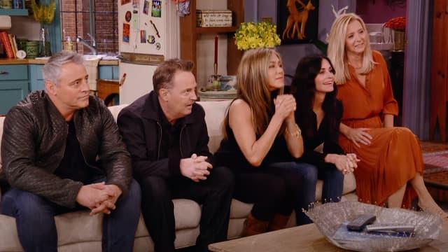 """L'épisode réunion de """"Friends"""""""
