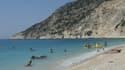 """96% des plages grecques ont une qualité de l'eau """"excellente""""."""