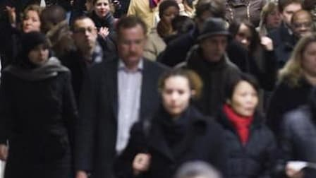 L'opposition atteint un taux de crédibilité auprès des Français sans précédent depuis l'élection de Nicolas Sarkozy, 41% des sondés estiment qu'elle ferait mieux que le gouvernement si elle était au pouvoir, selon le baromètre Ifop pour Paris Match. /Phot