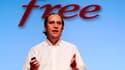 Xavier Niel (Free) sera sur RMC et BFMTV mercredi 11 janvier 2012.