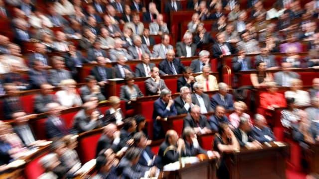 Trop âgés, sans circonscription ou soucieux de mener une nouvelle vie, environ 80 des 577 députés sortants ont d'ores et déjà annoncé qu'ils ne brigueraient pas un nouveau mandat aux élections législatives françaises des 10 et 17 juin. /Photo d'archives/R