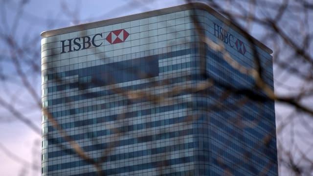 HSBC a été victime des bouleversements géopolitiques.
