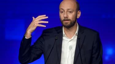 Stanislas Guerini, le leader du parti LaREM, a commandé la mission sur les propositions contre le communautarisme