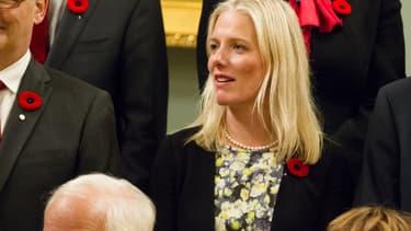 Catherine McKenna, la ministre de l'Environnement canadienne, a annoncé la fermeture prochaine des centrales au charbon du pays.