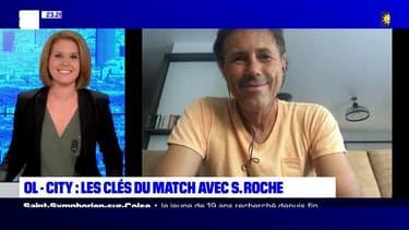 OL-City: les clés du match avec Stéphane Roche