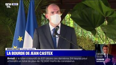"""La bourde de Jean Castex sur """"l'île"""" de Guyane"""