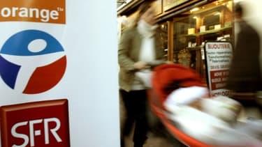 Orange et SFR pourraient débourser 1,4 milliard d'euros