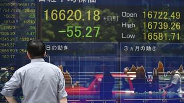 """""""L'économie mondiale est exposée à des risques majeurs"""", souligne la Banque mondiale."""