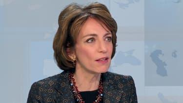 Marisol Touraine, la ministre de la Santé, était l'invitée de BFMTV ce lundi soir.