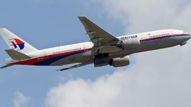 Un avion de la compagnie Malaysia Airlines.
