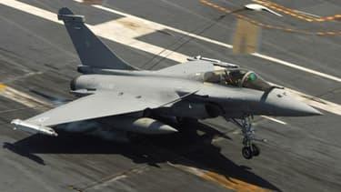 Le Rafale s'est souvent livré dans des batailles épiques avec l'Eurofighter pour gagner des marchés