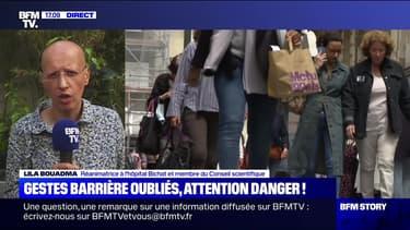 Story 1 : Attention au danger avec les gestes barrière oubliés ! - 09/07