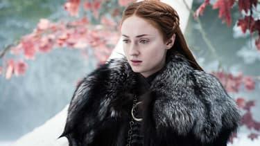 Sophie Turner dans Game of Thrones