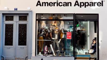 Tous les magasins American Apparel en Europe vont fermer avant juin.