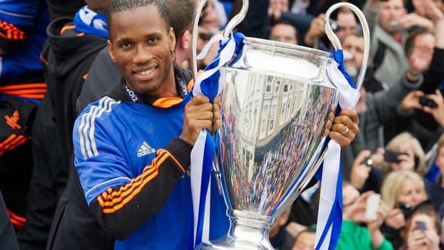 Didier Drogba en 2012