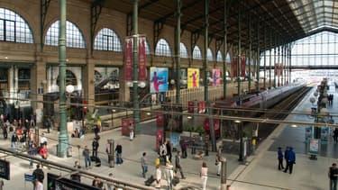 Photo d'illustration. La Gare du Nord, à Paris - Wikimedia