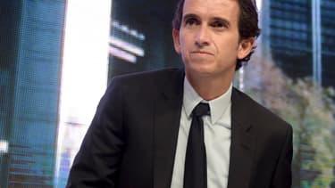 Alexandre Bompard, le PDG de Carrefour.