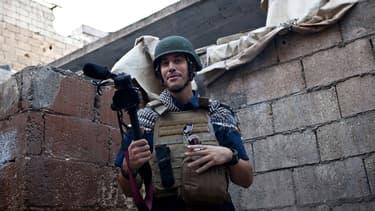 James Foley, un journaliste américain, a été assassiné par Daesh en 2014.