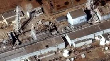 La centrale de Fukushima au Japon a été dévastée par un tsunami provoqué par un séïsme le 11 mars 2011.