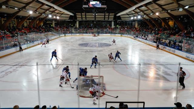 Match Gap-Briançon le 20 octobre 2020 (photo d'illustration)
