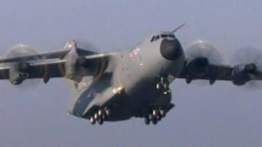 La facture de l'A400M pourrait devenir problématique