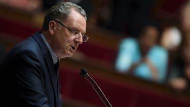 Richard Ferrand, patron des députés LREM à l'Assemblée nationale.