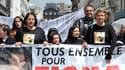 Une marche blanche a eu lieu à Clermont-Ferrand, un an après la disparition de Fiona.
