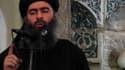 Abou Bakr al-Baghdadi, chef du groupe Etat islamique, dans un enregistrement diffusé en juin dernier.