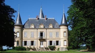 Le Château de Clessy, en Saône-et-Loire ( photo d'illustration)
