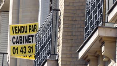 La hausse des taux de crédit immobilier s'essouffle.