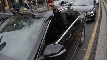 Les VTC manifestent dans plusieurs grandes villes de France (image d'illustration).
