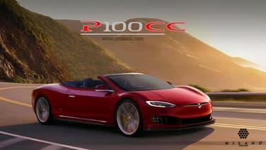 Pas mal cette version P100CC