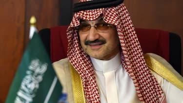 Al-Walid ben Talal, 62 ans, fait partie des personnes ciblées par la campagne anticorruption.