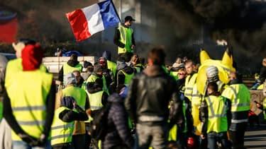 Des gilets jaunes ont annoncé ce vendredi la création d'un nouvelle liste en vue des européennes
