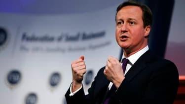 Le Premier ministre David Cameron s'est réjoui des chiffres de la croissance publié ce mardi 28 janvier.