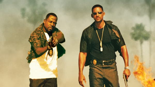 Martin Lawrence et Will Smith