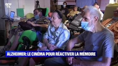 Alzheimer : le cinéma pour réactivier la mémoire - 26/09