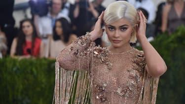 Kylie Jenner, la benjamine du clan Kardashian, est enceinte