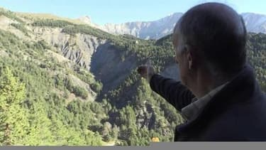 Germanwings: la zone du crash de nouveau accessible