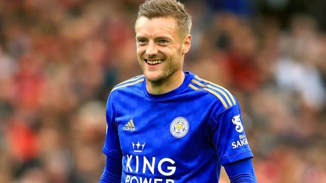 Jamie Vardy - Leicester