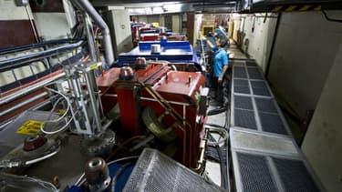 Au Cern de Genève, le décélérateur d'antiprotons permet aux scientifiques de l'expérience ALPHA d'étudier l'antimatière.