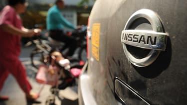 Nissan mise sur son électrique en Chine.