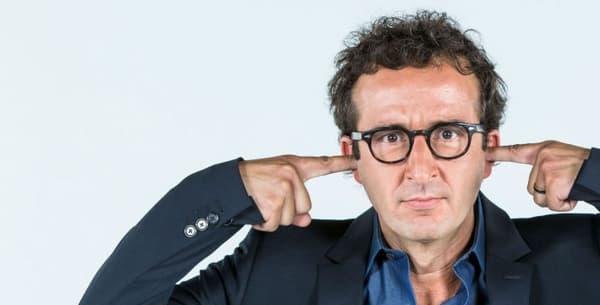"""Cyrille ELdin, nouveau présentateur du """"Petit Journal"""""""