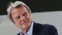 Bernard Kouchner le 21 mai 2014 au festival de Cannes.