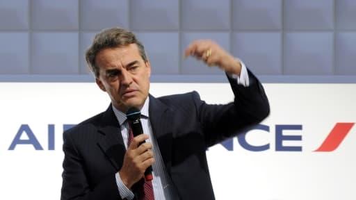 Alexandre de Juniac veut affirmer le rôle international du groupe Air France-KLM dans le long-courrier.