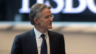 John Flint, le PDG de HSBC, a annoncé sa démission lundi 5 août.