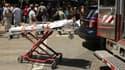 Un homme a été abattu, en plein Manhattan à New York, après avoir blessé 3 policiers.