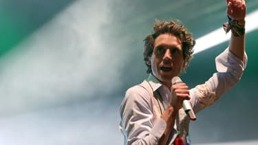 Mika le 21 mai 2013