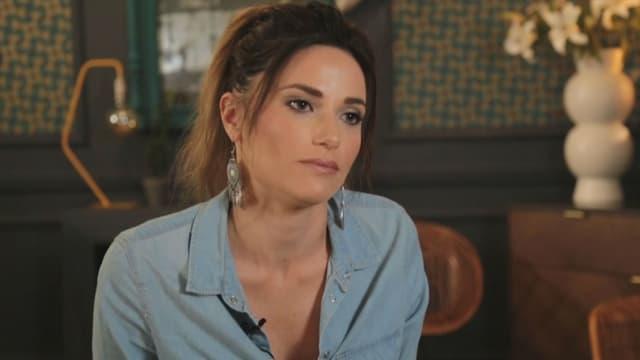 """Capucine Anav quitte l'émission """"Touche pas à mon poste!"""" après une saison."""